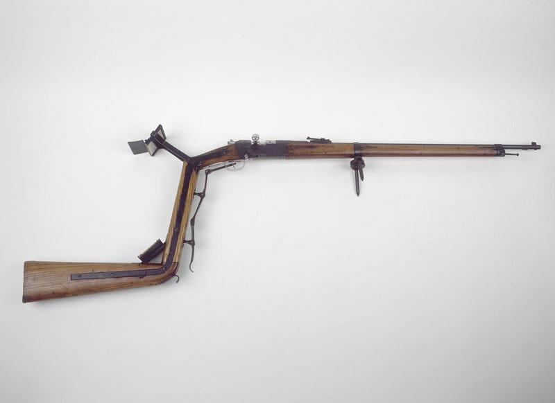 12 Corner-Peering Periscope Rifles for Sneaky Shooters