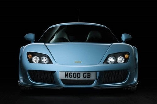 Noble M600: 650 HP, 225 MPH Driving Excitement