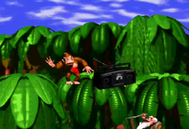 Catching Up With the Man Who Made Donkey Kong Country's Brilliant Music