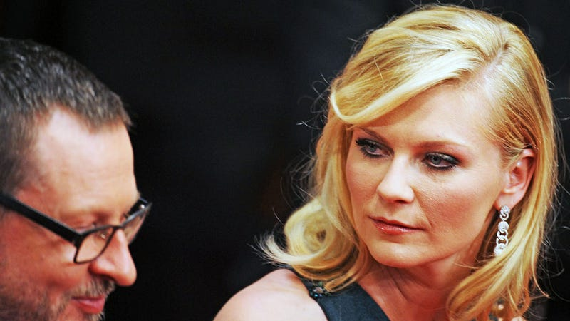 Kirsten Dunst Craves 'Really, Really, Really Hardcore' Porno With Nazi Pervert