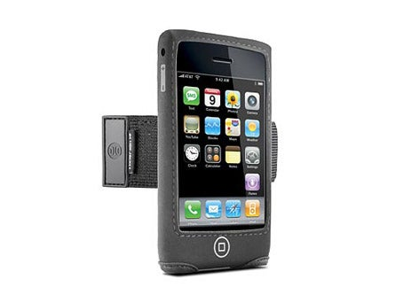 Action Jacket Armband For iPhone Lets You Jog And Rock