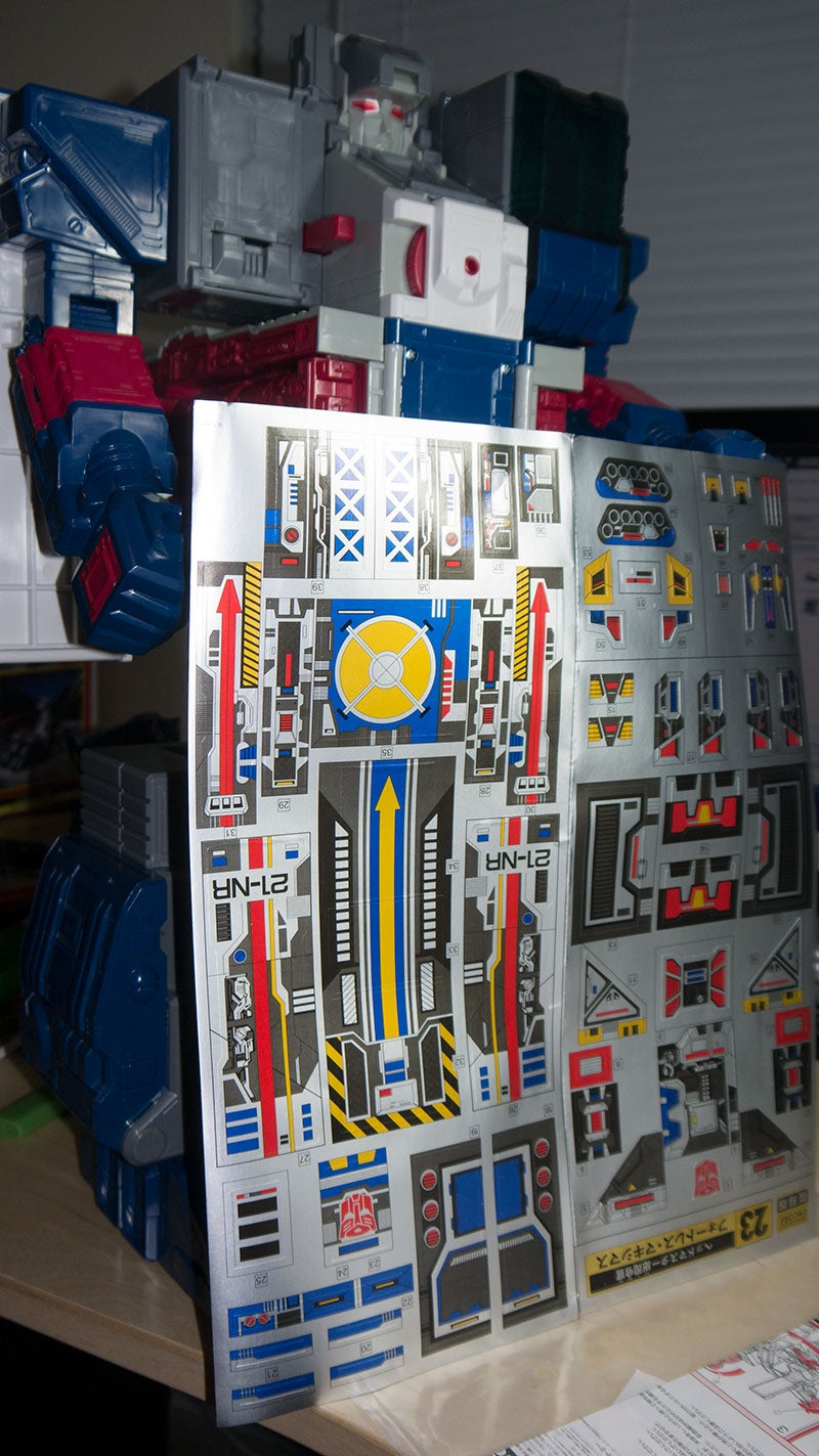 The Largest Transformer Ever Made, Until Metroplex Ruins Everthing