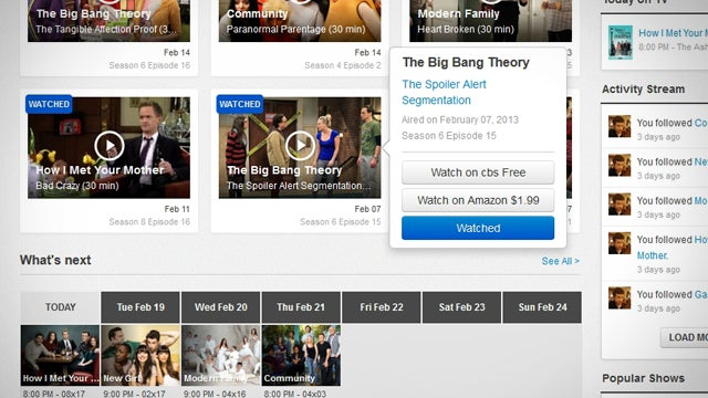 FollowShows Keeps You Up-to-Date on Your Favorite TV Shows, Finds Where to Watch Them Online