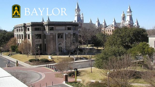Learn How Homosexuality Is a 'Gateway Drug' at Baylor