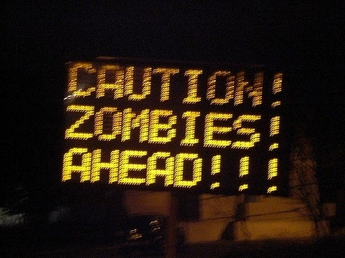 U.S. Army Now In on Zombie Invasion of Best Buy