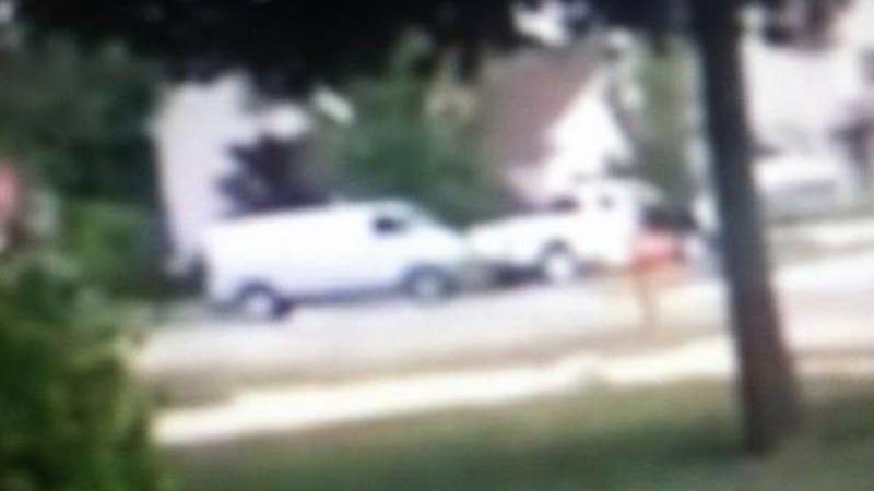 Help Needed To Identify Van Sought In Murder Investigation