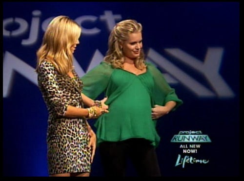 Project Runway: No One Wants Chicken Thighs