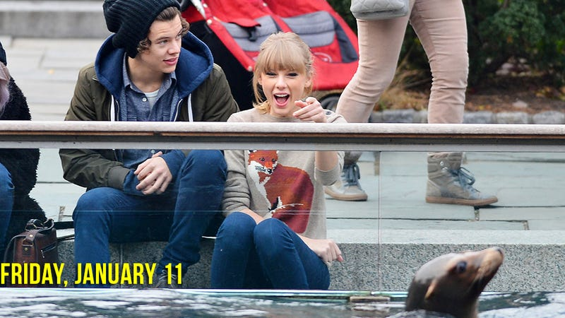 Harry Styles Dumped Taylor Swift Because She's an Asexual Antiques Enthusiast