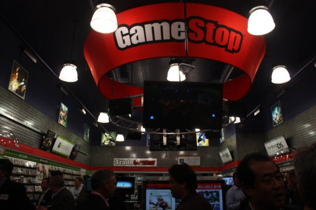 "Why GameStop's ""Store Of The Future"" Is Anything But"