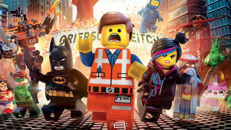 Block Party: The Lego Movie, Reviewed