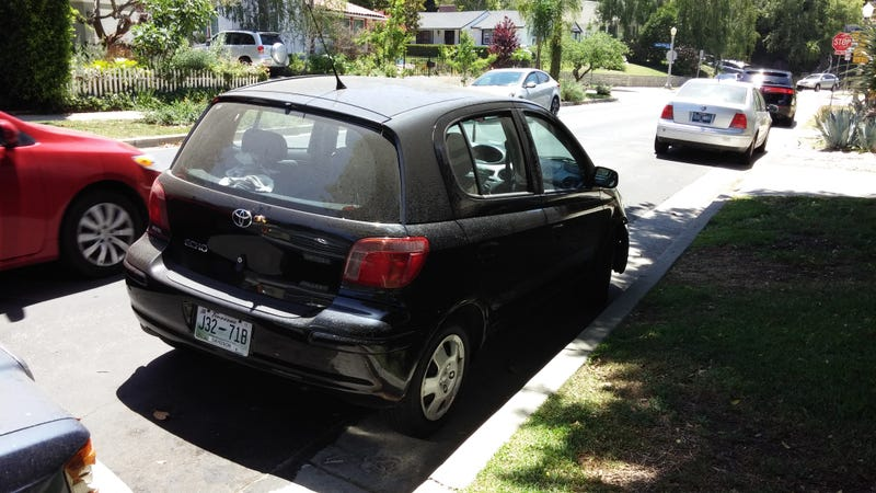 Someone has a newer gen Toyota Echo in the US