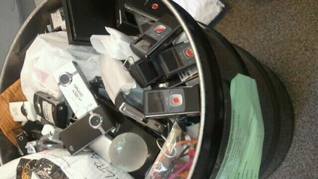 Cisco Threw Their Flip Cams in the Trash
