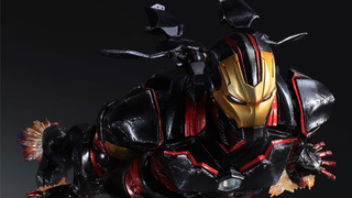 Square-Enix's Iron Man Isn't As Crazy As You'd Expect, But It Is Badass