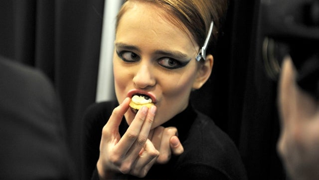 New York Fashion Week: The Best Of Backstage
