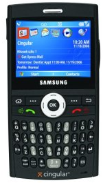Samsung BlackJack Finally Getting Windows Mobile 6 Update!