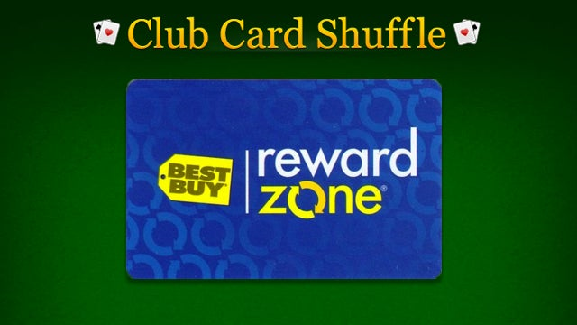 Club Card Shuffle Traffics in Anonymous Rewards Card IDs