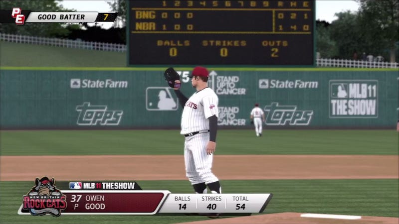 Even the All-Stars are Role Players in MLB 11 The Show