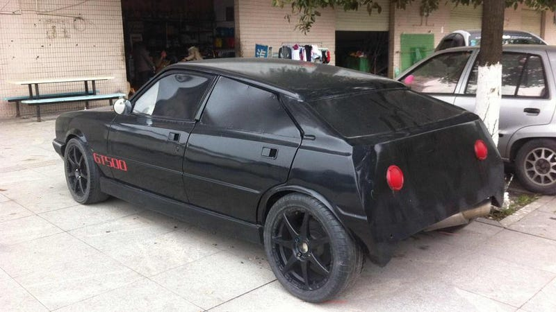 Chinese Mustang Tribute gallery
