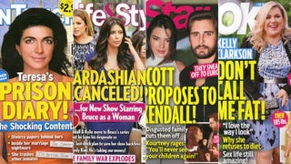 This Week in Tabloids: Scott Disick Wants Kendall to Be His Teen Bride