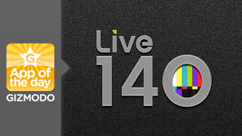 Live 140: Talk About the TV Show You're Obsessing Over