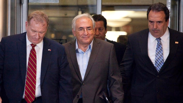Harassment Complaints Up 600% In Wake Of Strauss-Kahn Scandal