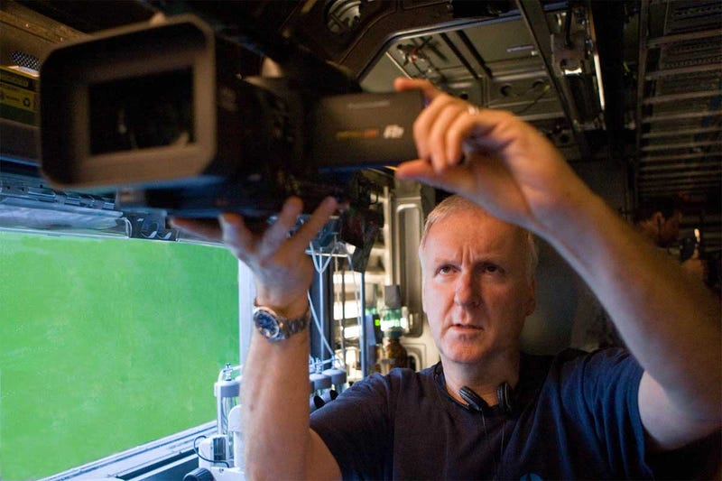 James Cameron Just Added 50 RED EPIC-M Cameras to His Shopping Trolley