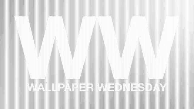 Get All That Crap Off Your Desktop with These Minimalist Wallpapers