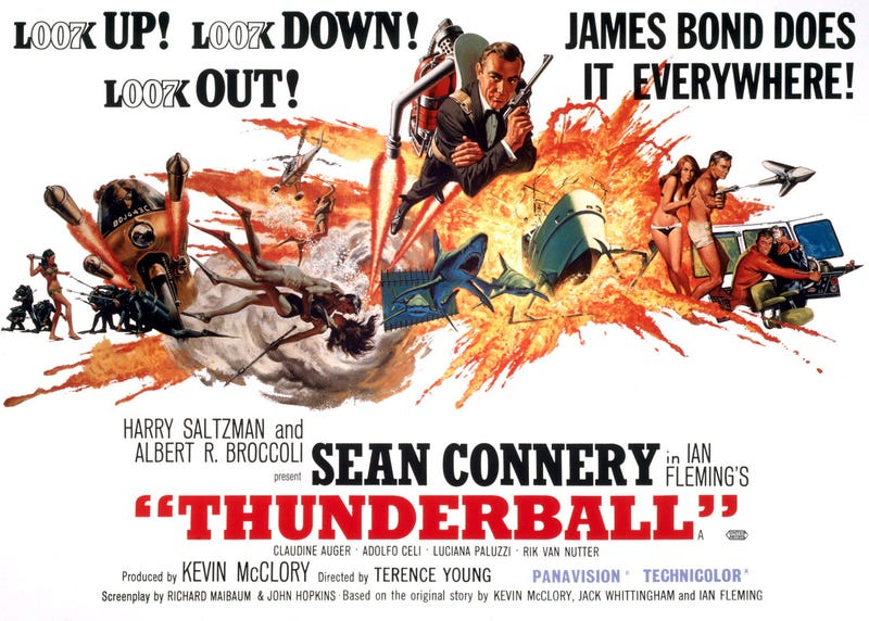 Johnny Cash: Thunderball