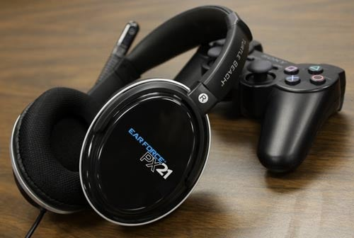 Ear Force PX21: Universal Chat Headset for the Xbox 360, PS3 and PC