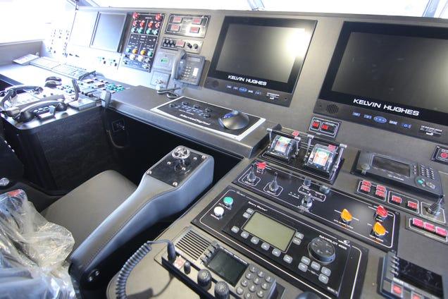 Γρηγορότερο πλοίο στον κόσμο είναι βασικά μια Jet Υδάτινου Concorde