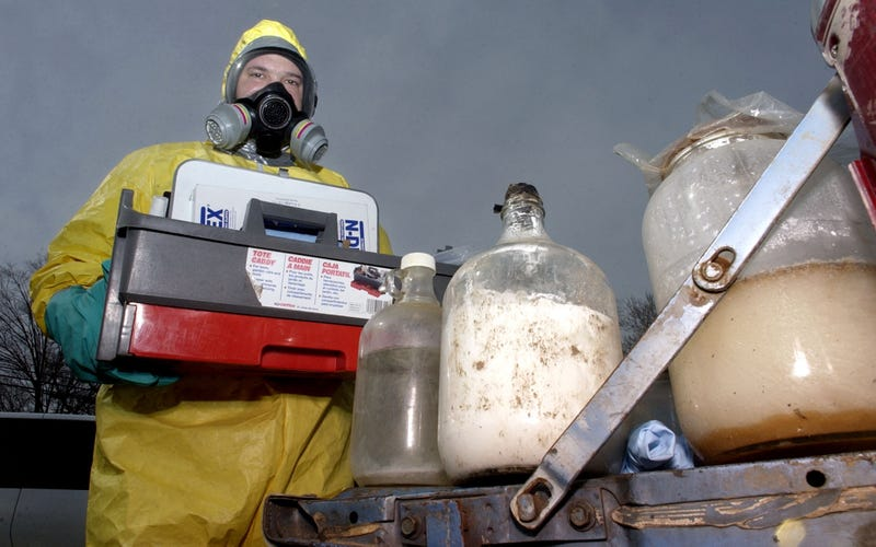 Cleaning Up Former Meth Houses Is a Booming Business