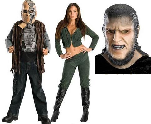 Dress Your Entire Family In Post-Apocalyptic Dancewear