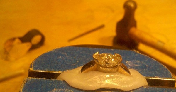 How To Make Your Own Engagement Ring