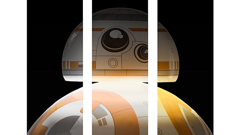 Mood Lighting Is This Life-Size BB-8 Floor Lamp's Only Skill
