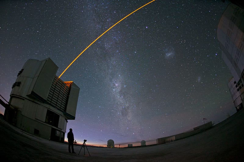 Sneak Peek! Observatory Documentary Full of Beautiful Starscapes