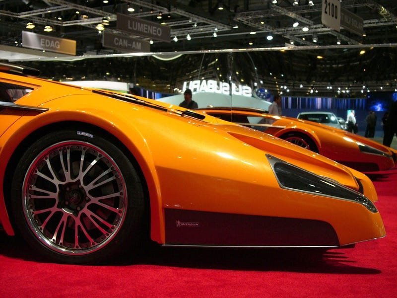 Sbarro Autobau: World's Ugliest Car Photos