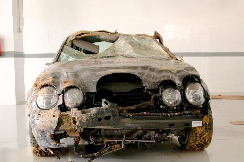 14 Spectacular Supercar Crashes They Walked Away From