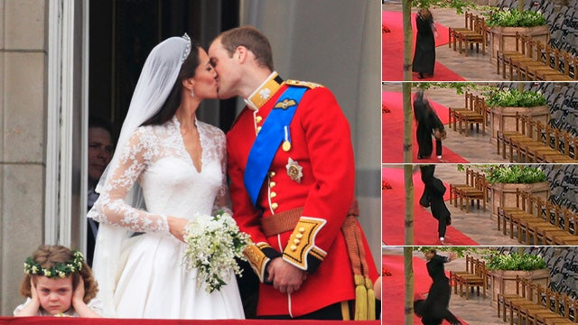 The Cartwheeling Verger and Other Stars of the Royal Wedding