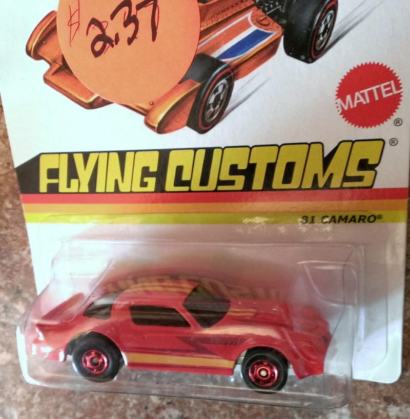 Found some interesting Hot Wheels over the weekend.