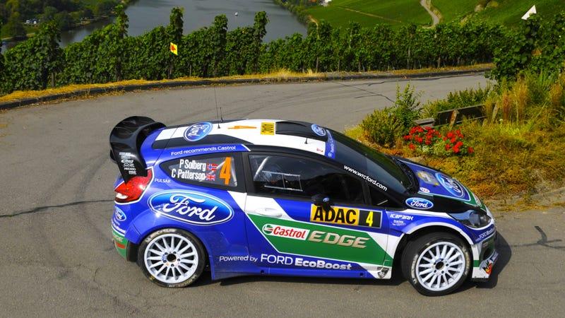 Weekend Motorsports Roundup: August 25-26, 2012