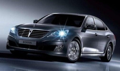 Hyundai's Flagship Sedan Coming To The U.S.