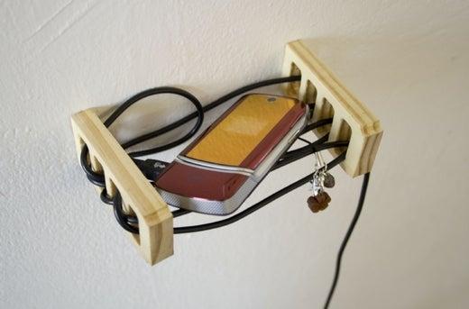 DIY Gadget Charging Station