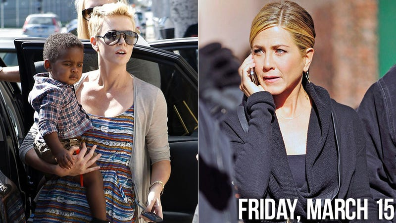 Will Charlize Theron Help Jennifer Aniston Score a Black Kid?