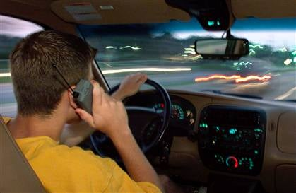 Aussies Rack Up $5 Million In Cellphone Driving Fines