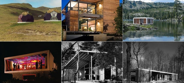 9 of the Coolest Prefab Houses in History