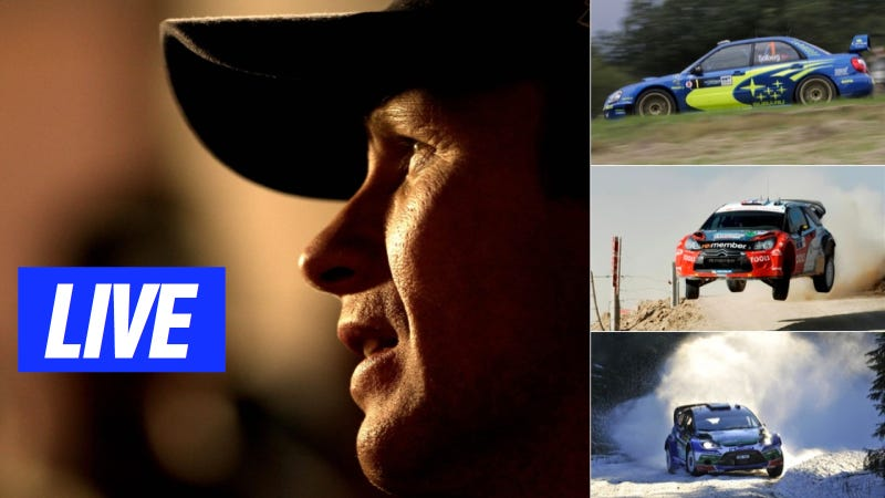 Ask World Rally Champion Petter Solberg Anything You Want