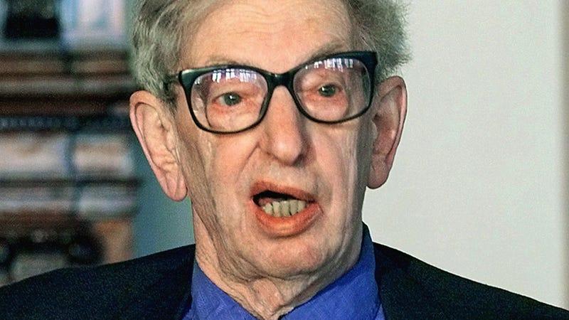 Eric Hobsbawm, Eminent Historian, Dead at 95
