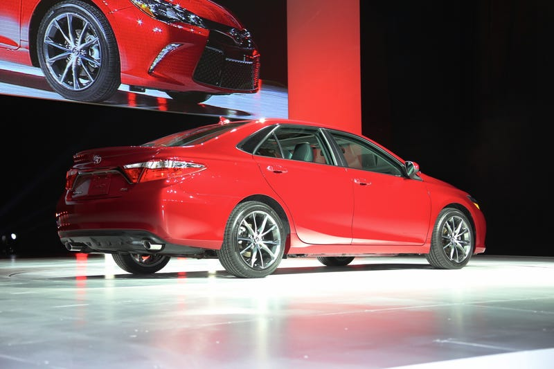 2015 Toyota Camry: This Is It