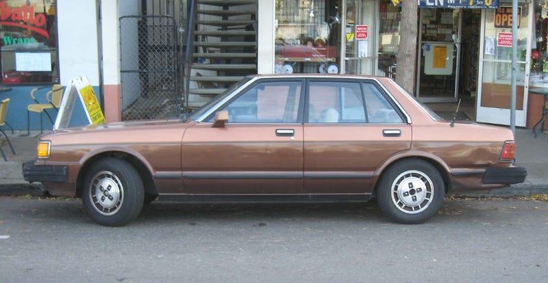1981 Datsun 810, aka 1981 Nissan Maxima