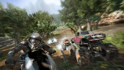 Motorstorm: Pacific Rift Storms Past A Million Sold